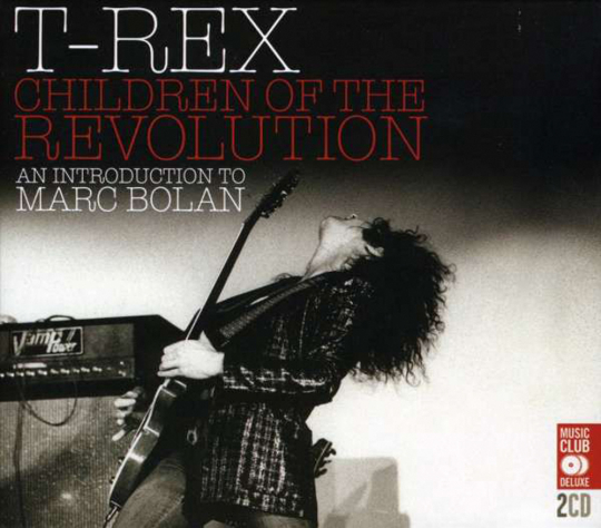 T. Rex. Children Of The Revolution - An Introduction To Marc Bolan. 2 CDs.