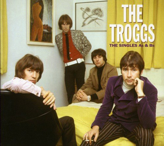 Troggs. The Singles A's & B's. 3 CDs.