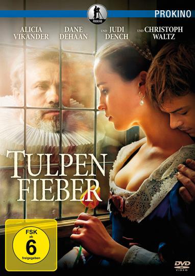 Tulpenfieber. DVD.