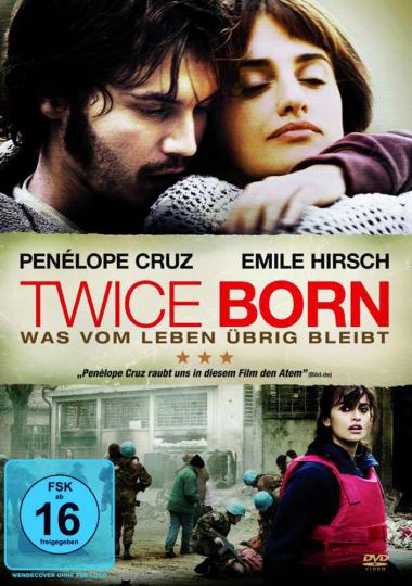 Twice Born. DVD.