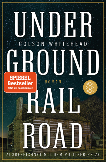Underground Railroad. Roman.