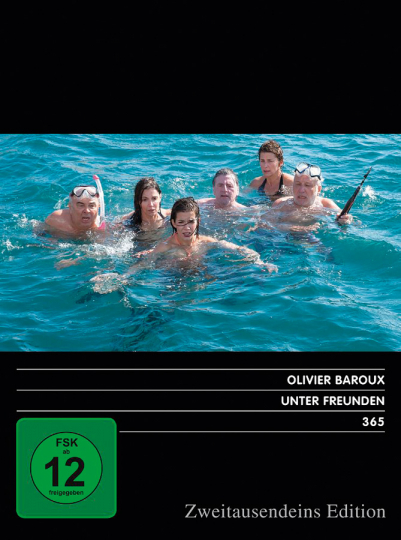 Unter Freunden. DVD.
