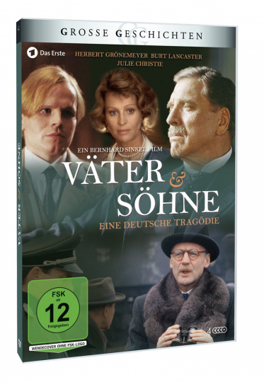 Väter und Söhne - Eine deutsche Tragödie. 4 DVDs