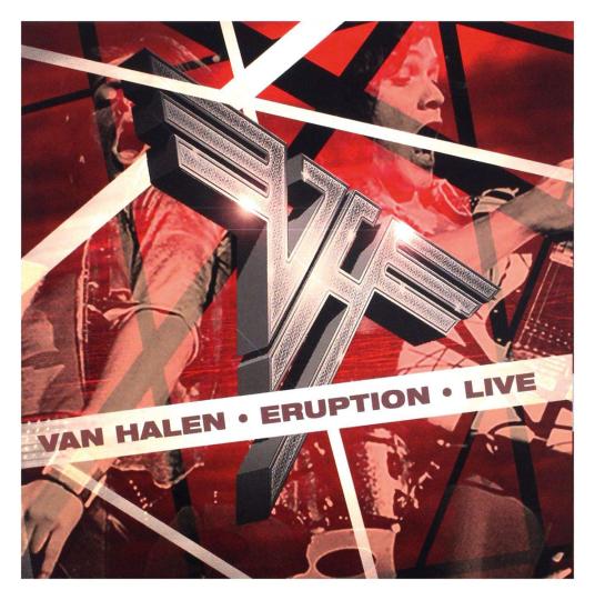 Van Halen. Eruption Live. 6 CDs.
