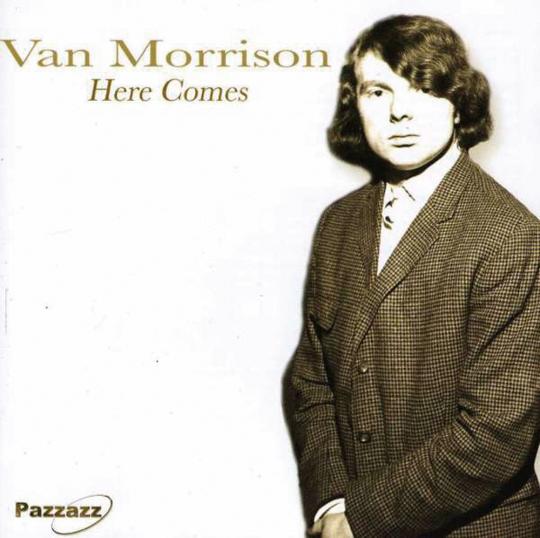 Van Morrison. Here Comes. CD.