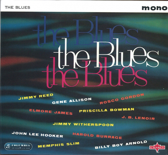 Vee Jay Records. The Blues. 2 CDs.