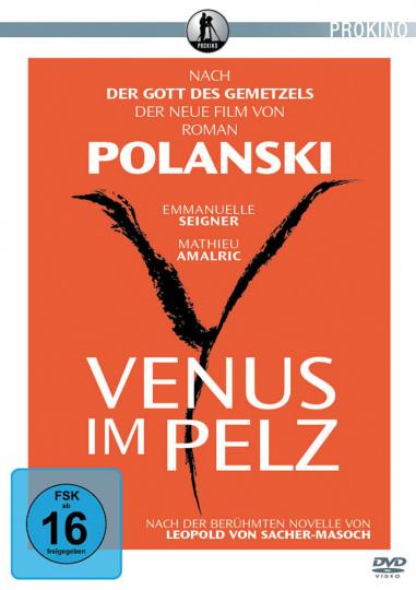 Venus im Pelz. DVD.