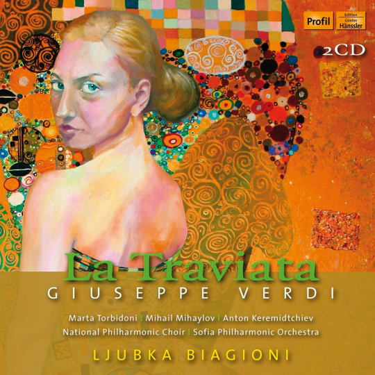 Verdi. La Traviata. 2 CDs.