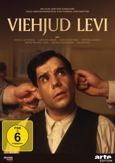 Viehjud Levi. DVD.
