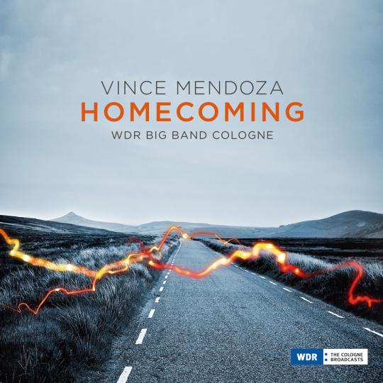 Vince Mendoza. Homecoming. CD.