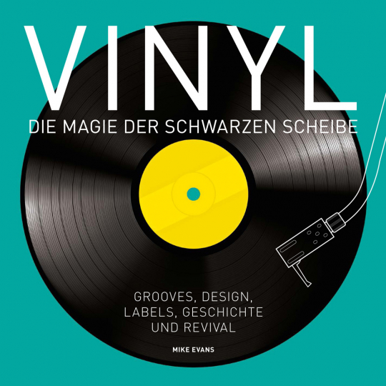 Vinyl. Die Magie der schwarzen Scheibe.