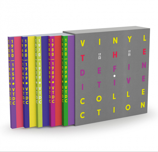 Vinyl. The Definitive Collection.