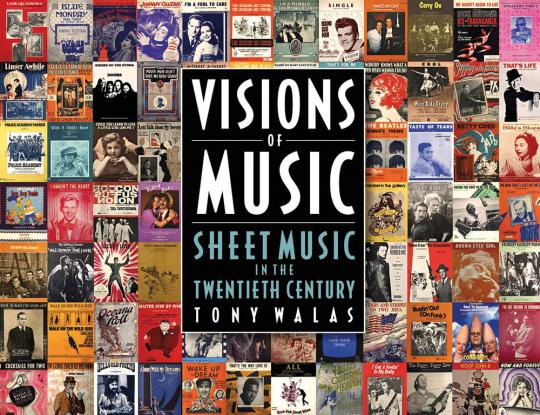Visions of Music. Musiknoten im zwanzigsten Jahrhundert.