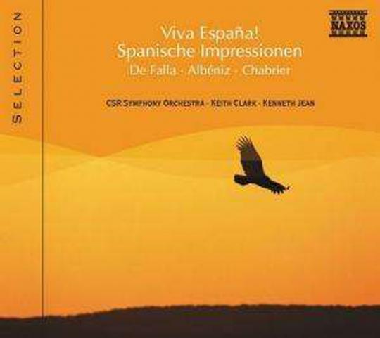 Viva Espana! Spanische Impressionen. CD.