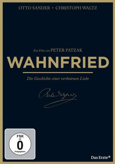Wahnfried. Die Geschichte einer verbotenen Liebe. DVD.