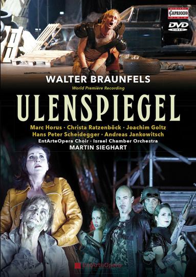 Walter Braunfels. Ulenspiegel. DVD.