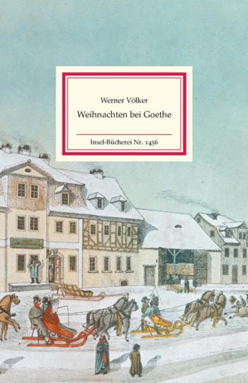 Weihnachten bei Goethe.