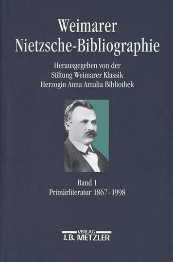 Weimarer Nietzsche-Bibliographie (5 Bände)