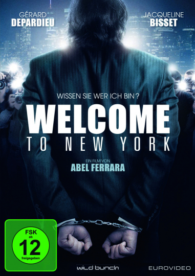 Welcome to New York. DVD.
