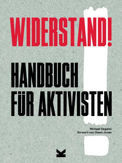 Widerstand! Handbuch für Aktivisten.