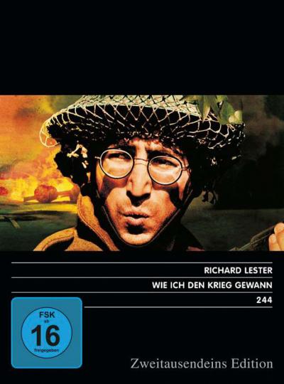 Wie ich den Krieg gewann. DVD.