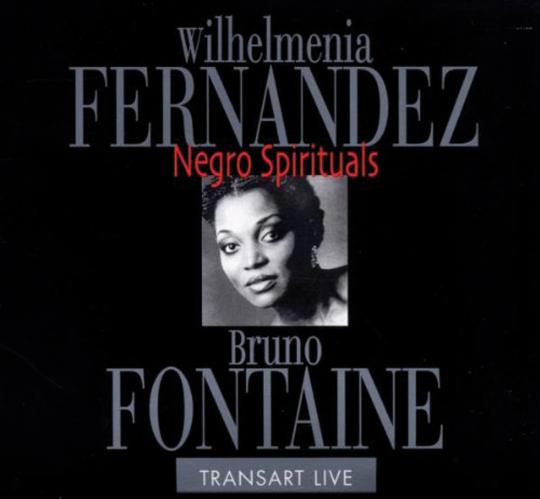 Wilhelmina Fernandez. Negro Spirituals. CD.