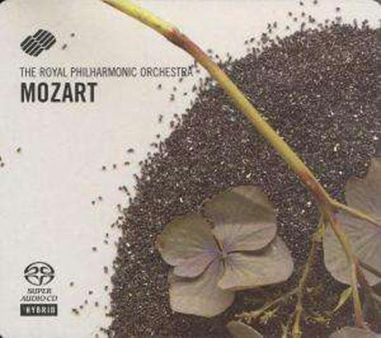 Wolfgang Amadeus Mozart. Klavierkonzerte Nr. 20 + 27. SACD.