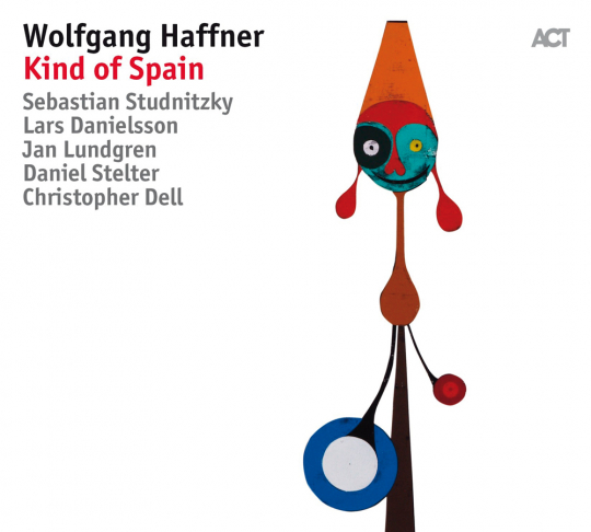 Wolfgang Haffner. Kind of Spain. 180g-Vinyl LP.
