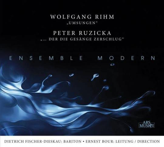 Wolfgang Rihm. Umsungen. CD.