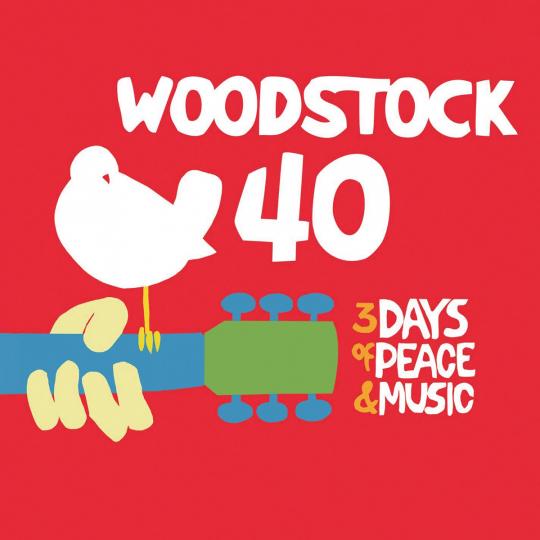 Woodstock 40 Years On: Back To Yasgur's Farm. 6 CDs.