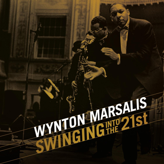 Wynton Marsalis. Swingin' Into The 21st. 11 CDs.