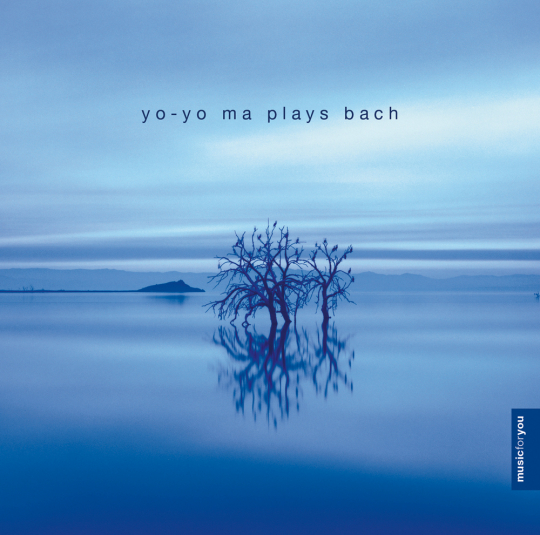 Yo-Yo Ma plays Bach. CD.
