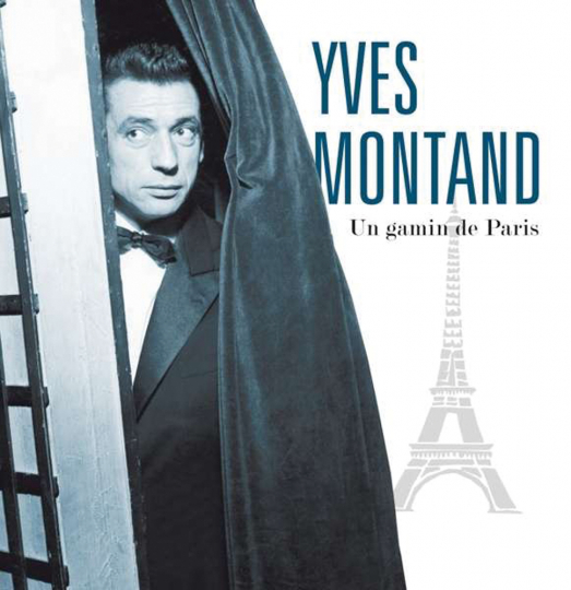 Yves Montand. Un Gamin de Paris. CD.
