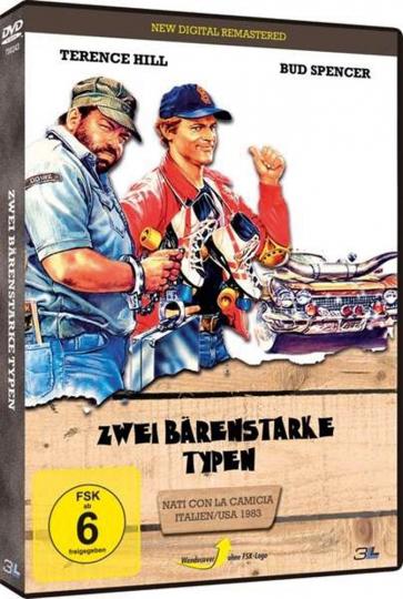 Zwei bärenstarke Typen. DVD.