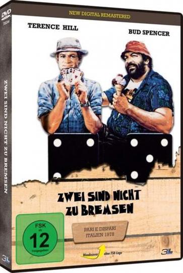 Zwei sind nicht zu bremsen. DVD.