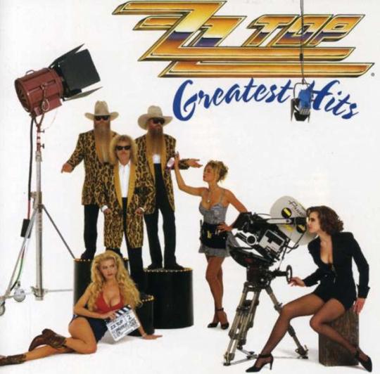 ZZ Top. Greatest Hits 1973-1992. CD.