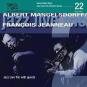 Albert Mangelsdorff & Francois Jeanneau. Jazz Live Trio With Guests. CD. Bild 1