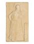 Athene-Relief. Griechische Klassik, um 460 v. Chr. Bild 1