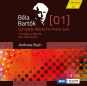 Bela Bartok. Das Klavierwerk Vol. 1. 3 CDs. Bild 1