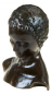 Bronzebüste Wilhelm Lehmbruck »Geneigter Frauenkopf«. Bild 1