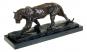 Bronzefigur Rembrandt Bugatti »Panther im Lauf«. Bild 1