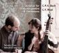 Carl Philipp Emanuel Bach. Gambensonaten Wq.88,136,137. CD. Bild 1