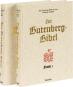 Die Gutenberg-Bibel von 1454. Vollständiger Nachdruck. Bild 1