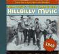 Dim Lights, Thick Smoke & Hillbilly Music 1949. CD. Bild 1