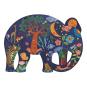 Djeco Puzzle »Elefant«, 62 x 46 cm. Bild 1