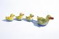 Entenfamilie aus Blech. Bild 1