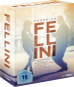 Federico Fellini Edition. 10 DVD Box Bild 1