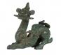 Geflügeltes Fabeltier. China, um 350 v. Chr. Bild 1