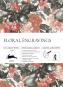 Geschenkpapier »Blumenkupferstiche«. Bild 1