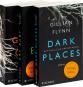 Gillian Flynn. Gone Girl: Das perfekte Opfer. Dark Places: Gefährliche Erinnerung. Cry Baby: Scharfe Schnitte. 3 Bände im Paket. Bild 1